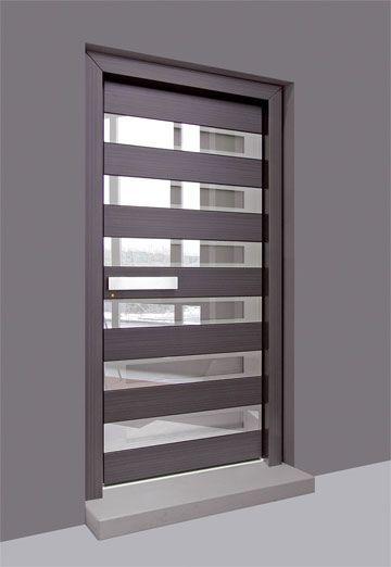 Moderne Doors Pinterest Portes, Portes fenêtres et Volets - Porte De Maison Interieur