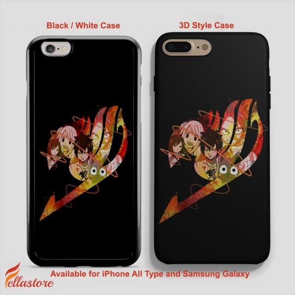 fairy tail coque samsung s8