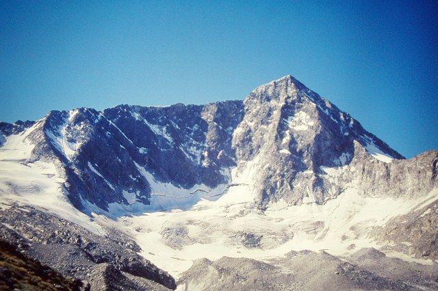 Monte Adamello, Valcamonica, Lombardia, Italy