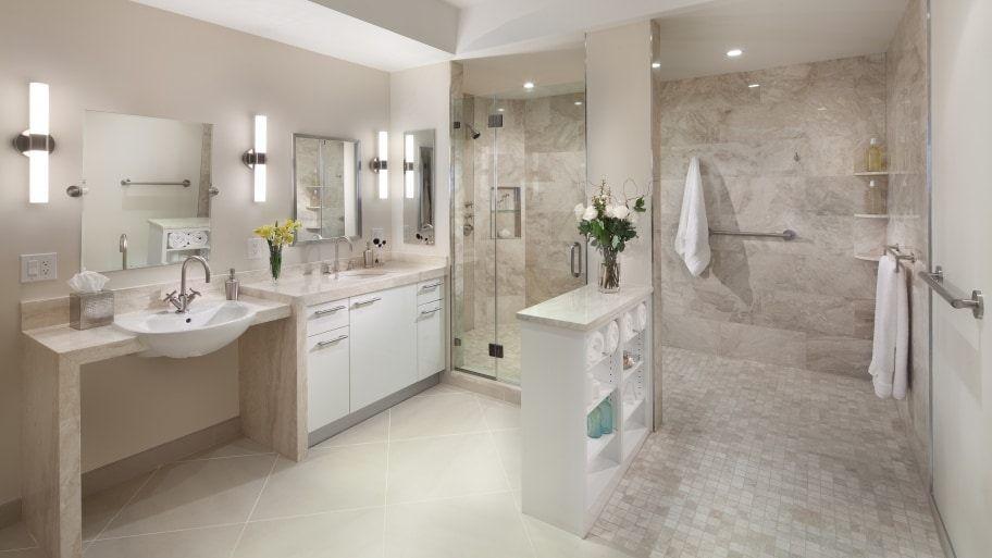 Bathroom Shower Remodel Small Shower Remodel Kitchen Bath