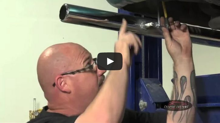 How to Install Flame Throwers by Chris Carlson Hot Rods