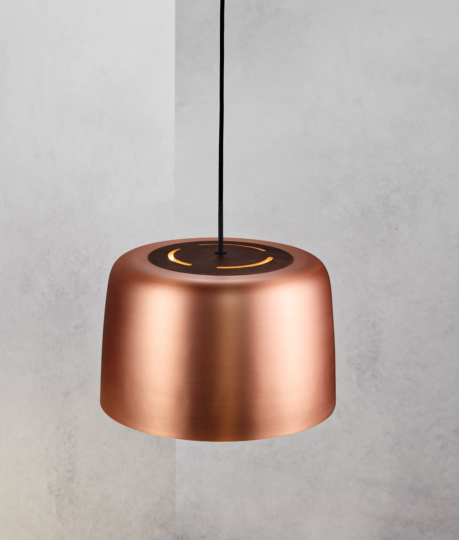 Danish lighting copper pendant light helga wonen pinterest danish lighting copper pendant light helga mozeypictures Images