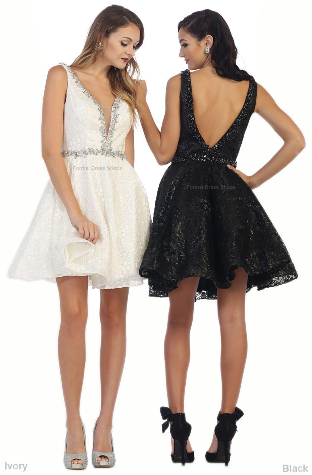 Semi Formal Sweet 16 Dresses