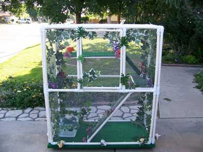 Make your own guinea pig cage this one is cool i like for Build your own guinea pig cage