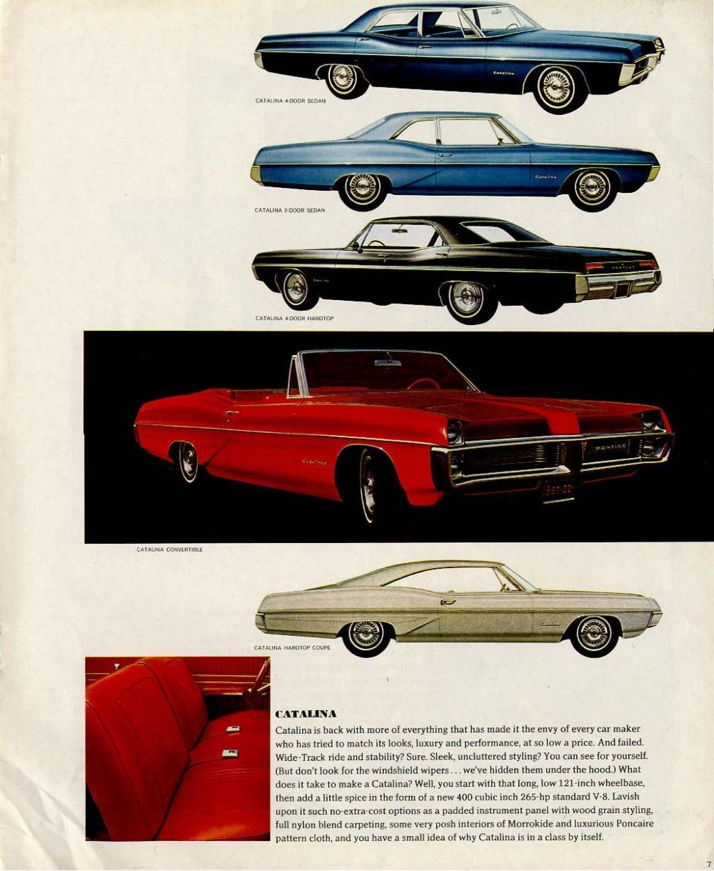1967 Pontiac Catalina Convertible - the car of my childhood will one day be my summertime cruiser