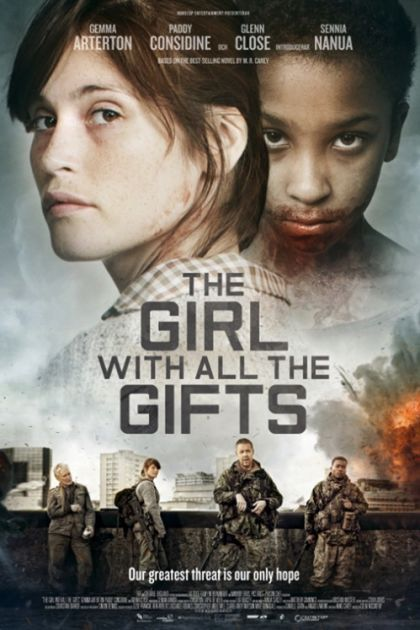 The Girl With All The Gifts Stream German