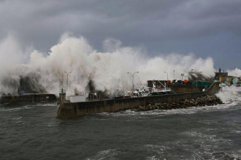 Llanes,Puerto sin abrigo.