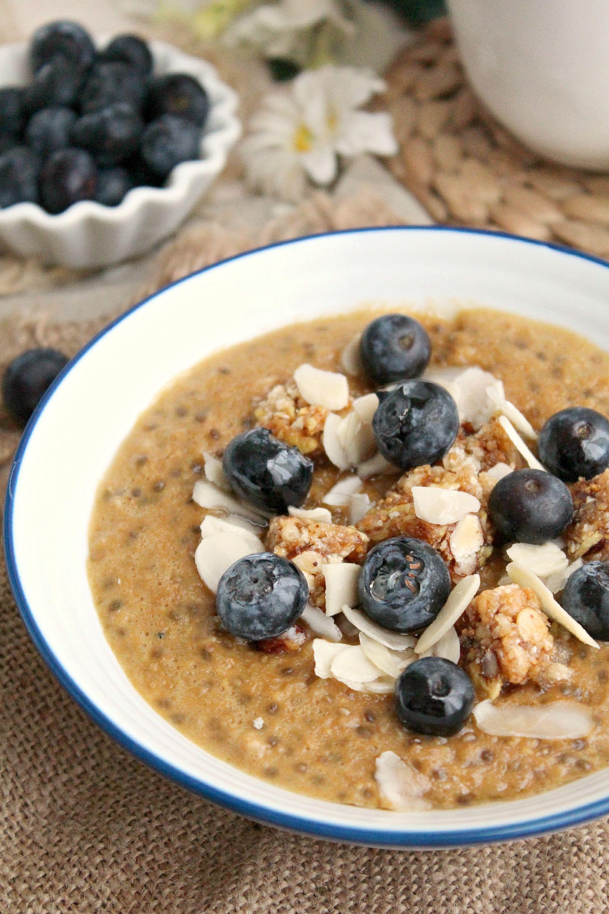 This Semolina Tahini Porridge Recipe Makes Winter MorningsBearable images