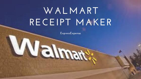 How To Make A Fake Walmart Receipt Expressexpense How To Make Receiptsexpressexpense How To Make Receipts Walmart Receipt Receipt Maker Walmart