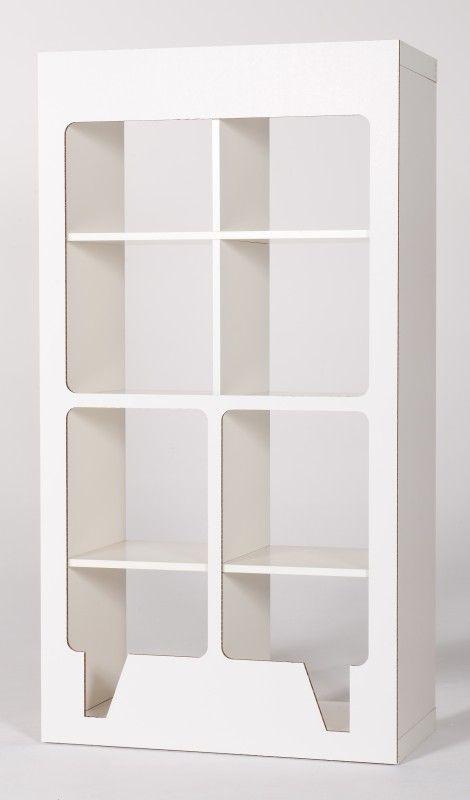 Paneel Retro Wit Voor Ikea Expedit Kast Geweldig Idee