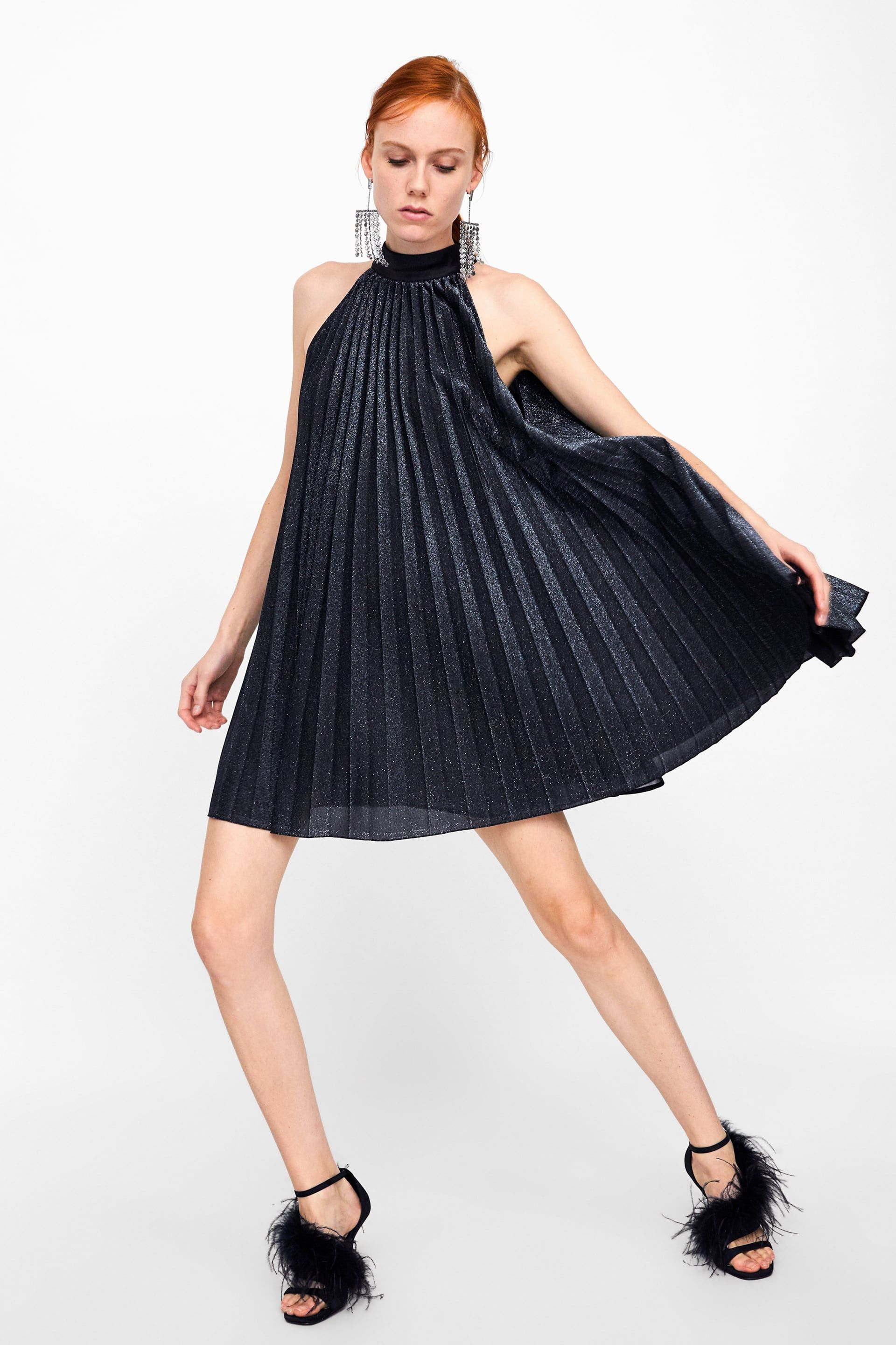 4eecff4d2d0 Image 3 of PLEATED DRESS from Zara