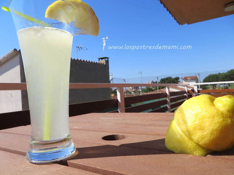 Limonada. Prepara una deliciosa limonada con la ayuda de tus hijos, y disfruta de una refrescante bebida en un caluroso día de verano.