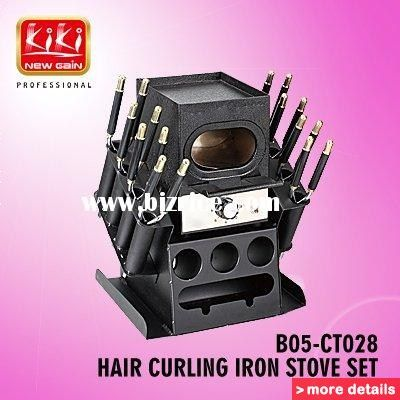 Brands Of Hair Stove Irons Hair Curling Iron Stove Setbeauty