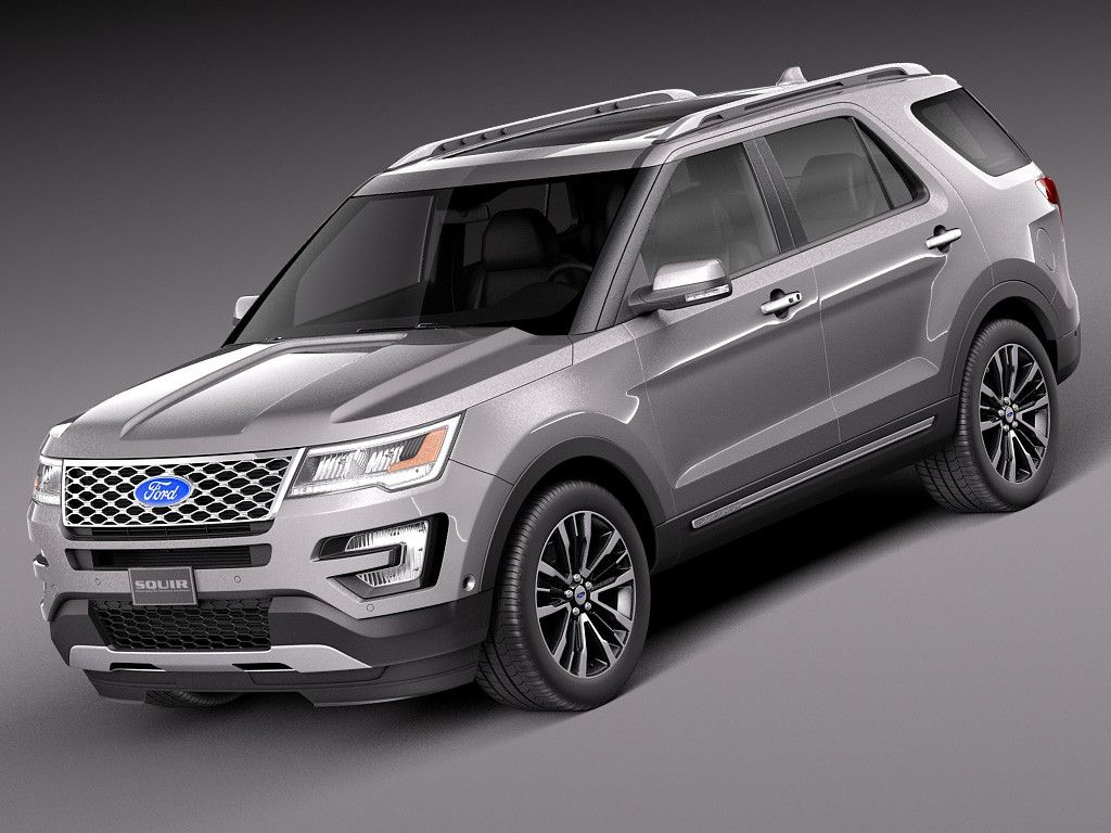 2018 Ford Explorer Platinum Review Ford Explorer Ford Explorer Xlt Suv