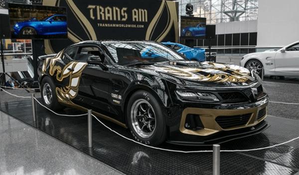 New 2020 Trans Am Firebird Trans Am Pontiac Firebird Pontiac