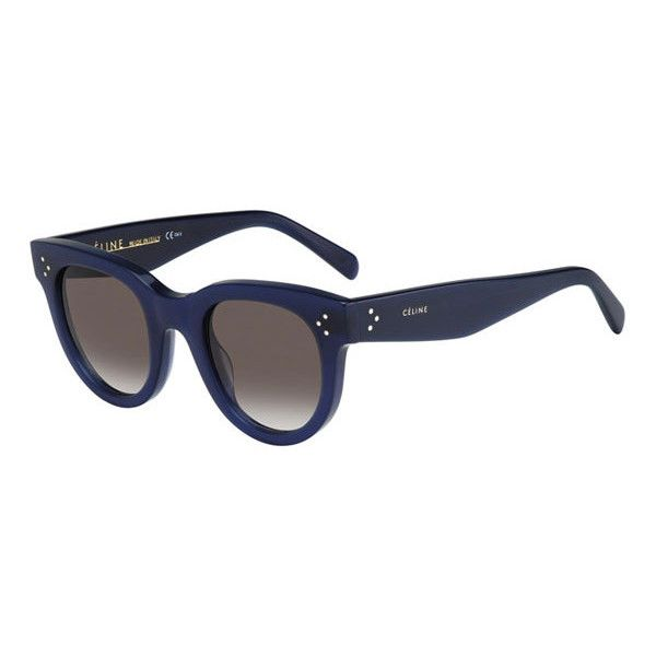 0bc92aad36f Celine CL 41053 S Baby Audrey M23 Z3 Sunglasses (€245) ❤ liked on ...