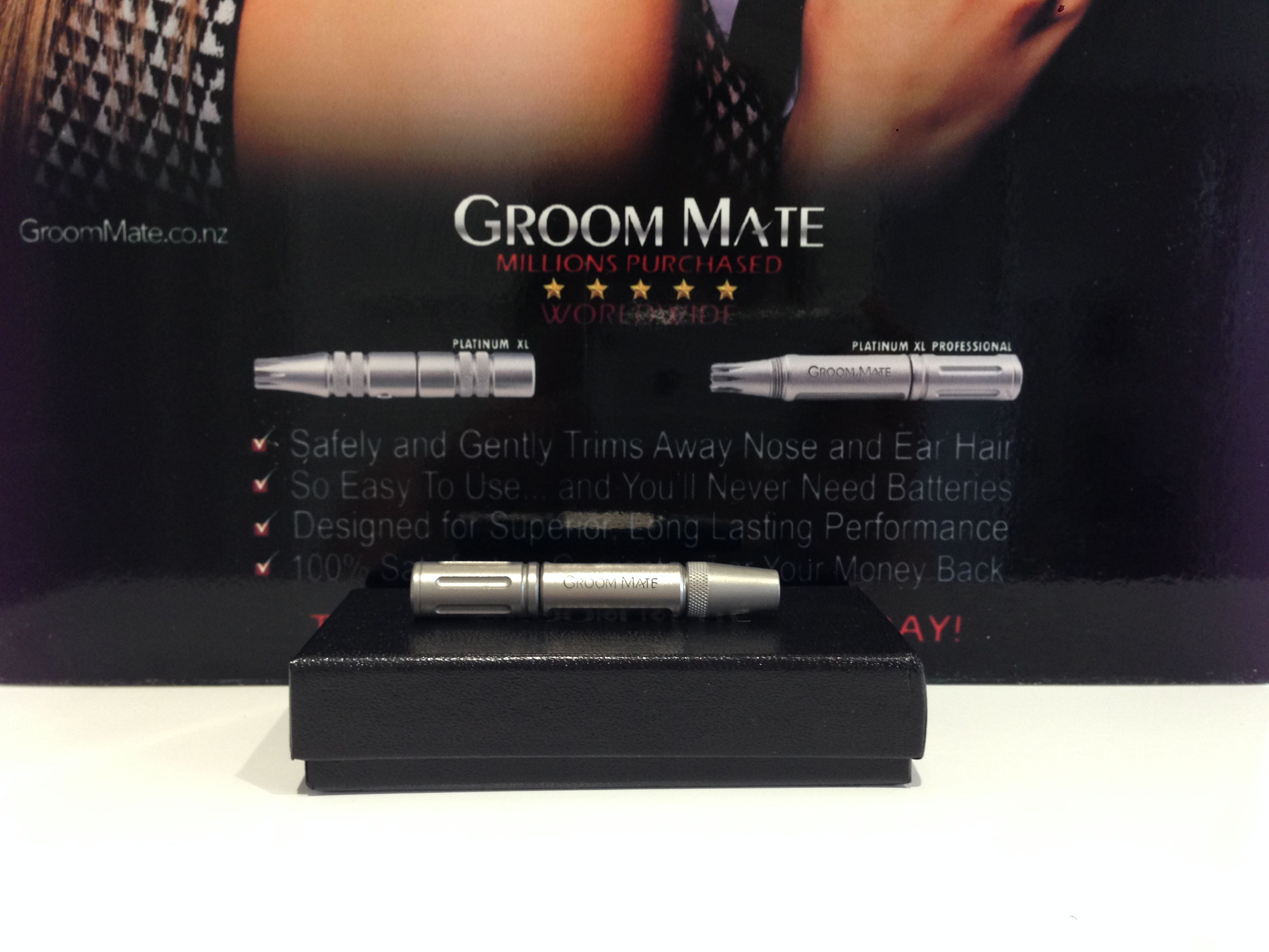 Groom Mate Platinum Xl For Men And Women