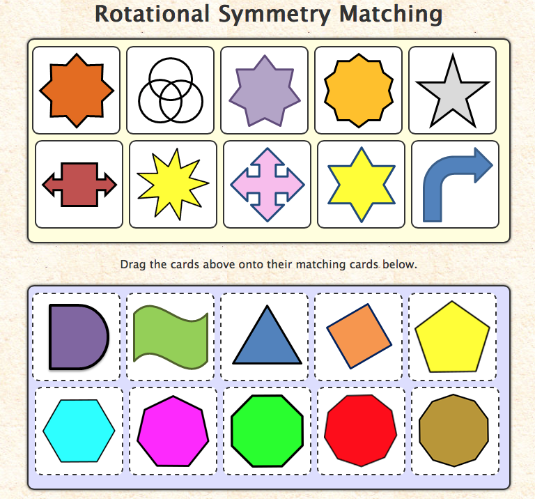 Pin by Miss Penny Maths on ROTATIONAL SYMMETRY