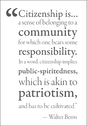 Citizenship Quotes Beauteous Aei American Citizenship  2011 Top Books For Citizenship