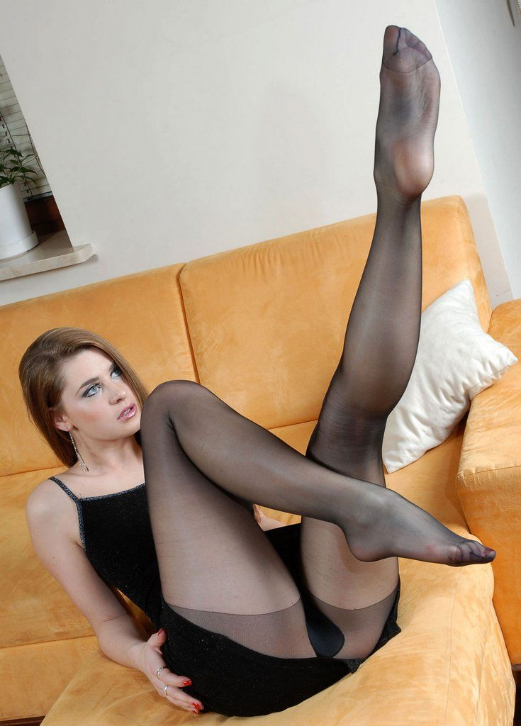 Mommy! hmmmm Nylons foot fetish just