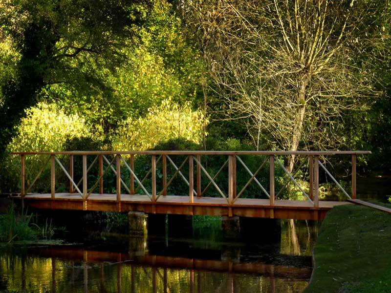 retention pond bridge - Google Search in 2020 | Pond ...