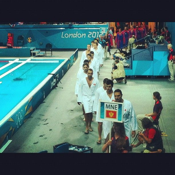 retromax's photo  of Olympic Water Polo Arena on Instagram