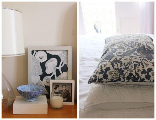 6th Street Design School | Kirsten Krason Interiors : Feature Friday: 7 Year Wedding - Bedroom