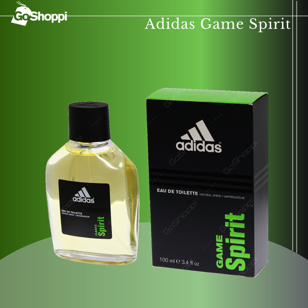 Adidas Game Spirit Eau De Toilette In 2020 Eau De Toilette Perfume Store Woody Fragrance