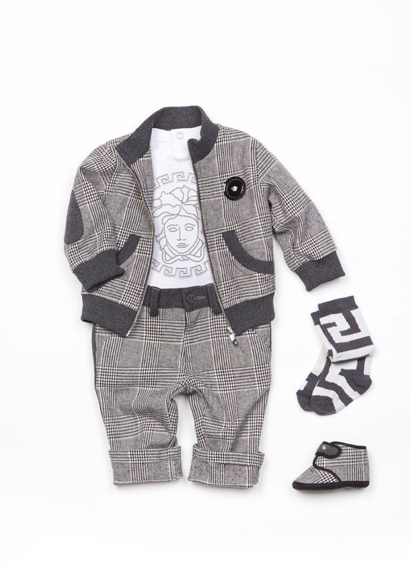 #Jacket & #Trousers Kids' - Young Versace Fall Winter 2012 ...