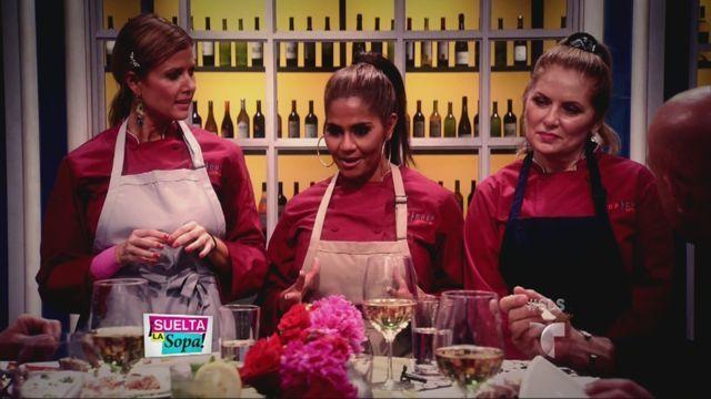 Maripily y Sissi Fleitas continúan su pleito en Top Chef Estrellas (VIDEO)