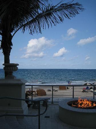 Fire Pit Vero Beach Hotel Spa Vero Beach Hotels Beach Hotels