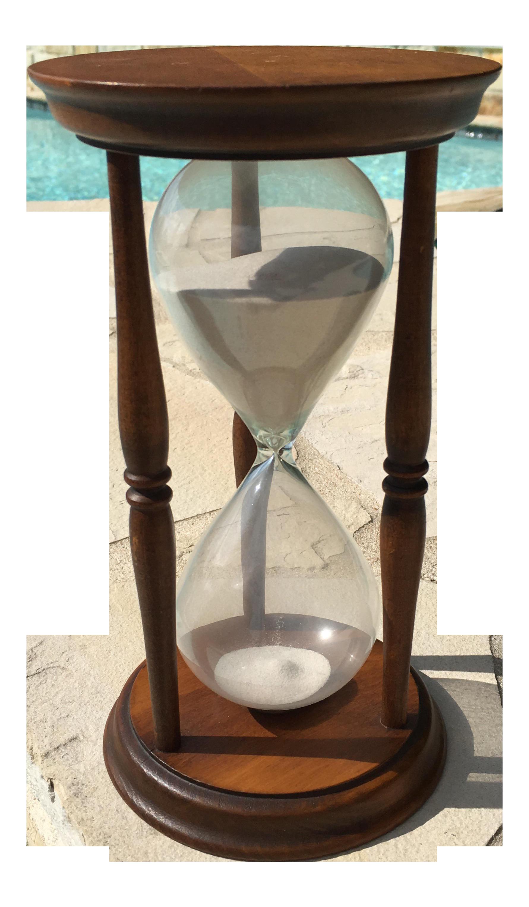 Vintage Mid Century Hourglass Sand Timer Hourglass Sand Timer Sand Timers Hourglasses