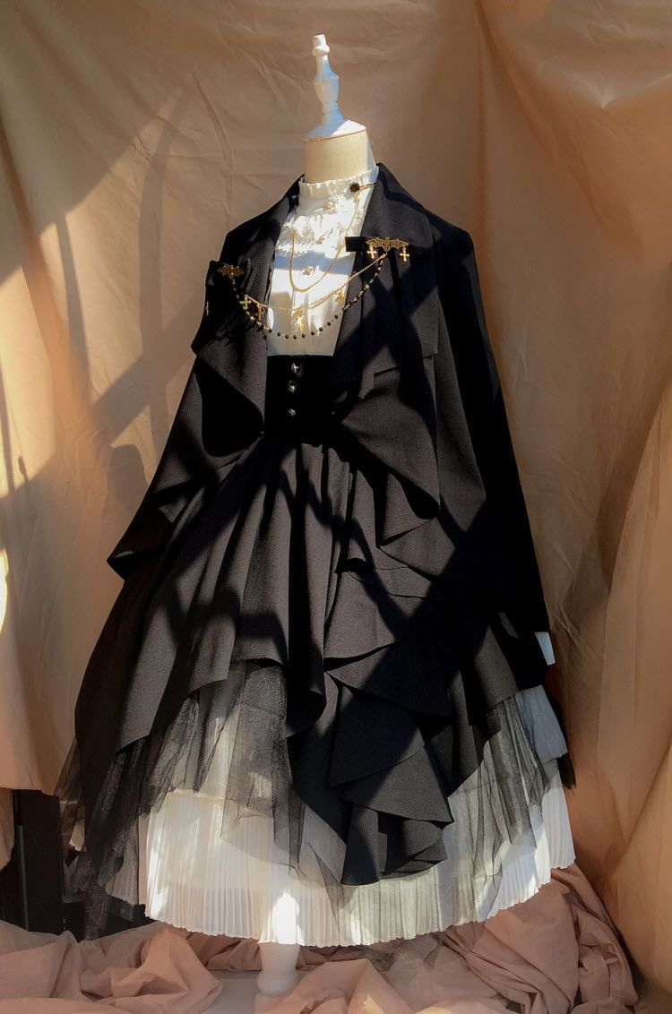Time Temple -The Night Prayer- Vintage Gothic Loli