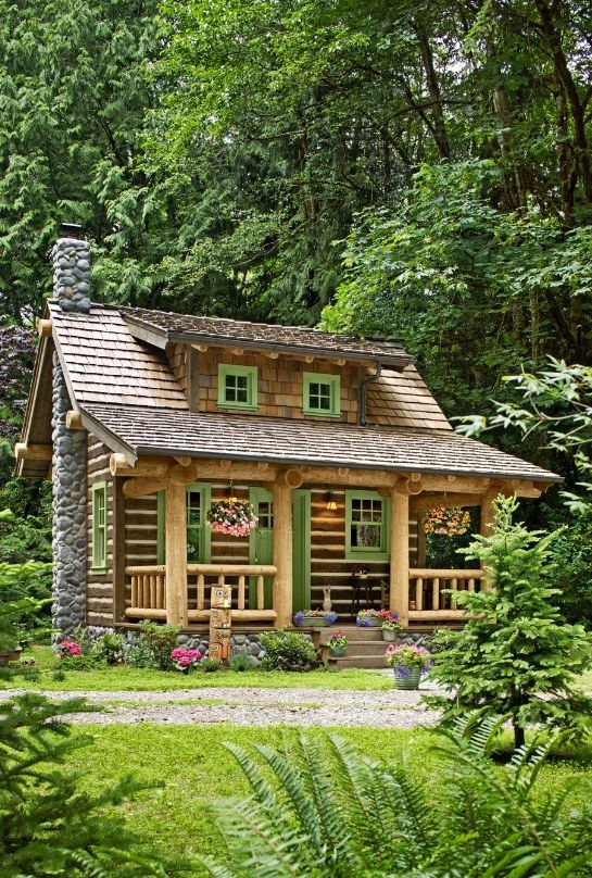 25 Popular Farmhouse Summer Decor Home 21 Best Home Design Ideas In 2020 Small Rustic House Cool House Designs Small House Pictures