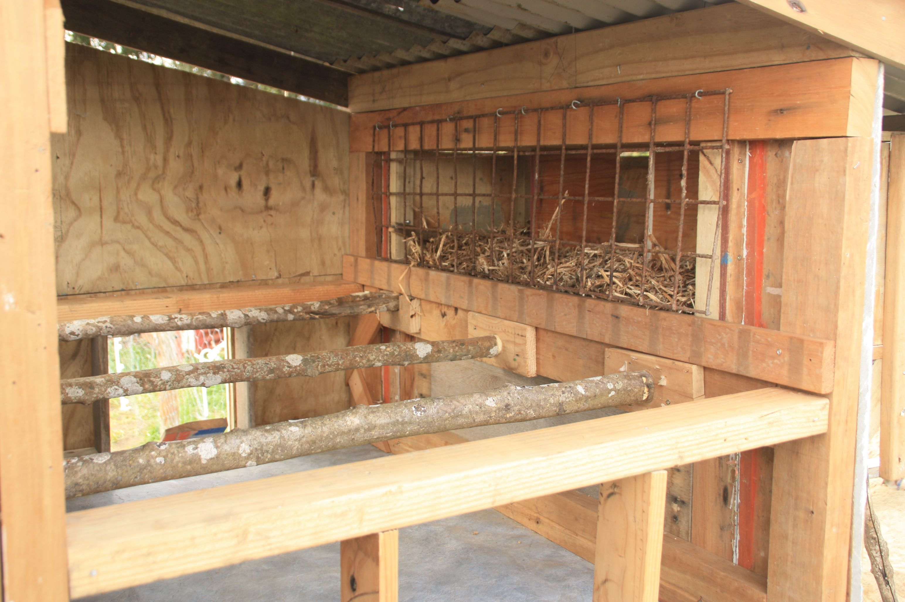 Very Recommended Chicken Roosting Ideas For Coop Best Chicken