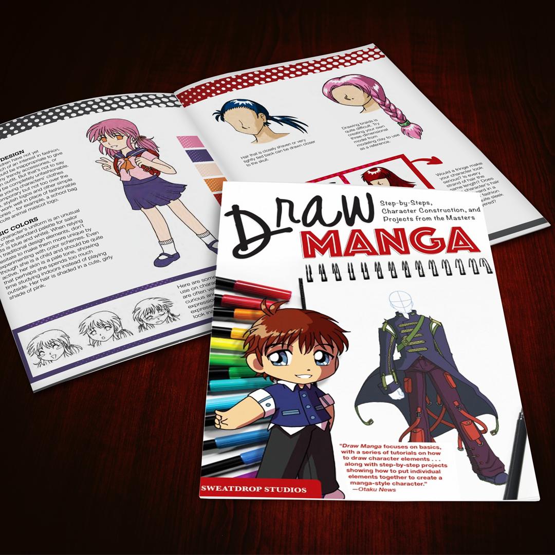Draw Manga Comic Styles Manga Artist Manga