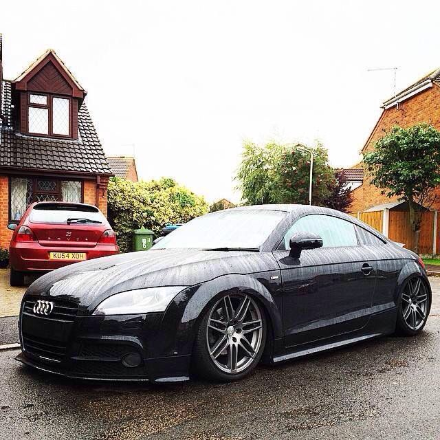 Audi TT -- Absolutely Gorgeous!