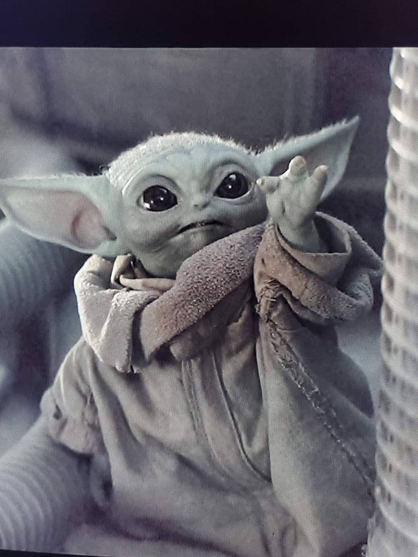 Baby Yoda Hand Yoda wallpaper, Funny star wars memes