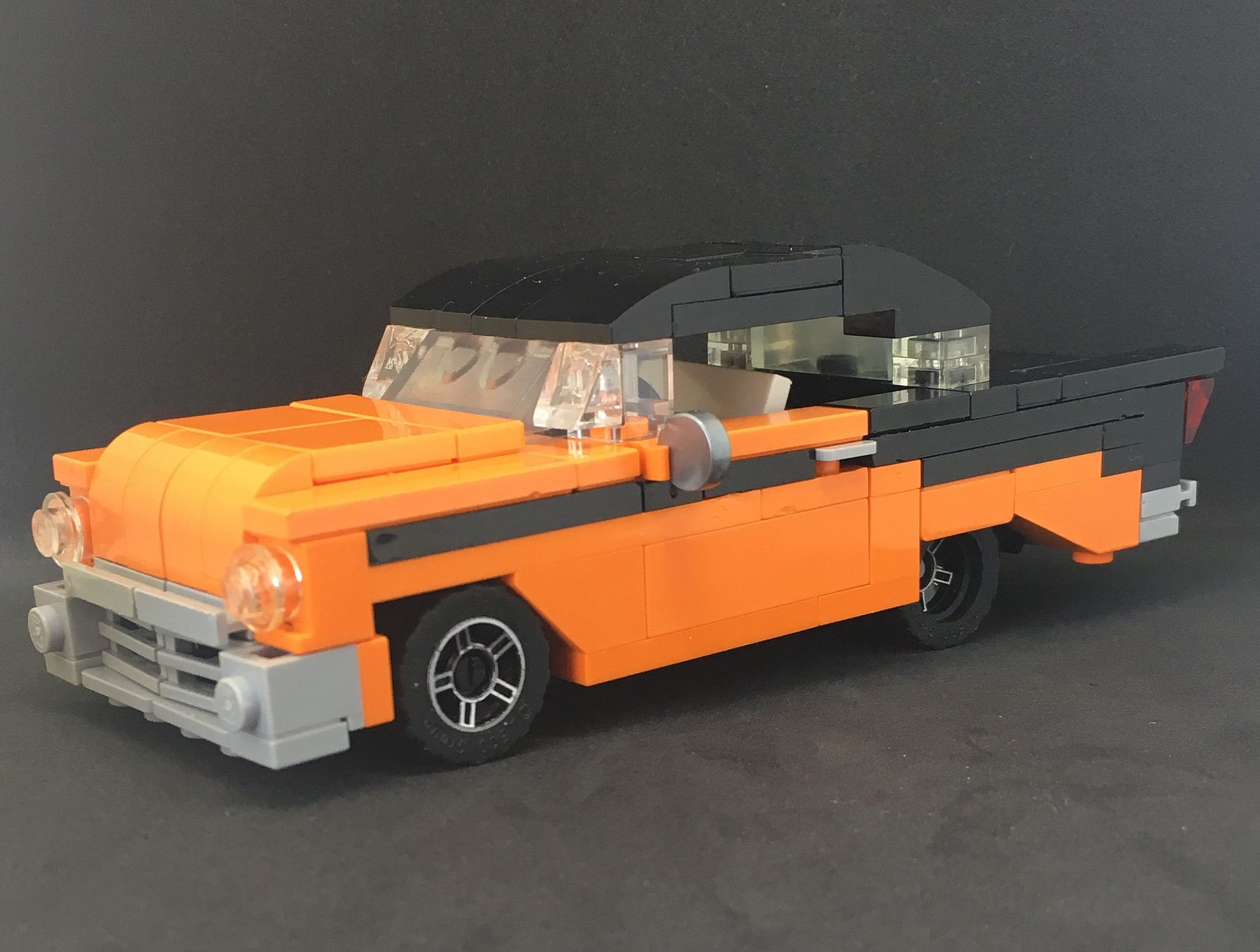 1956 Chevy Belair Lego Cars Cool Lego Chevy