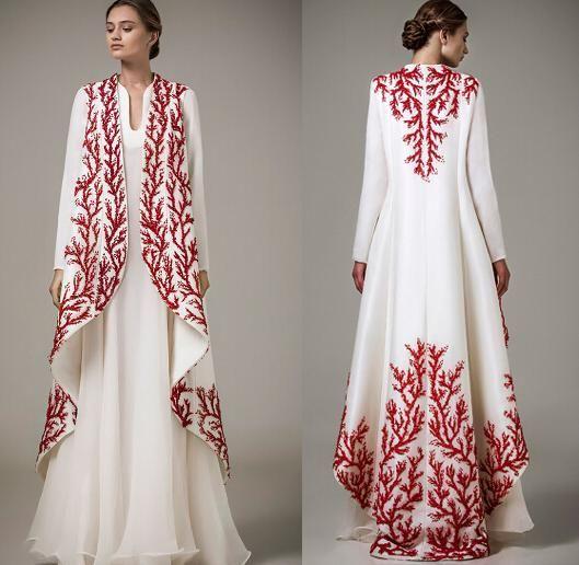 7fc6e7c072 2016 Muslim Evening Dresses Beading Embroidery Dubai Arabic Kaftan Abayas  Islamic Clothing Evening Gowns Vestido De Festa Longo Truworths Evening  Dresses ...