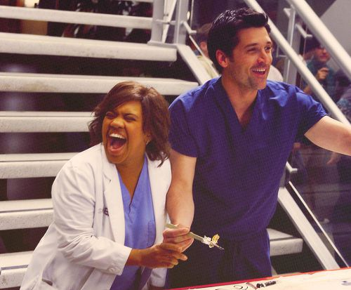 bailey and derek. love this!!!
