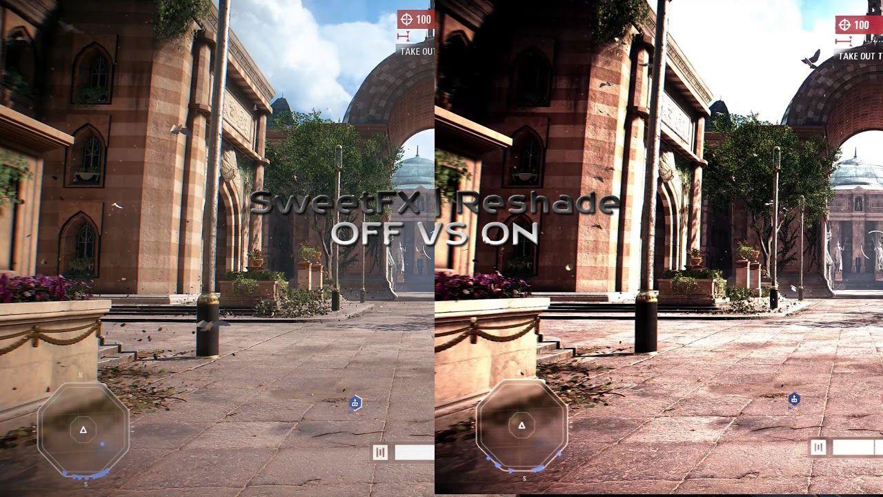 Star Wars Battlefront 2 Mod Hdr Reallife Graphics Mod Sweetfx Resh Star Wars Battlefront Battlefront Star Wars