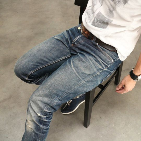 #apc #denim #jeans #blue #retro #fashion #menswear #rugged #workwear #selvedge