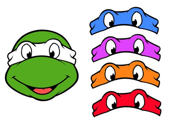 picture relating to Ninja Turtle Mask Printable identify Teenage Mutant Ninja Turtles \
