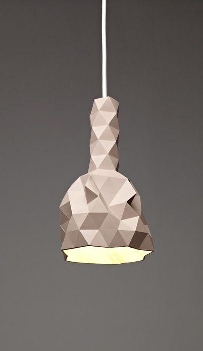 Faceture lightshades by Phil Cuttance pastel Pinterest Lights