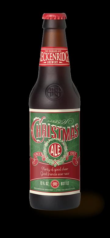 Christmas Ale.Christmas Ale Colorado Craft Beer Breckenridge Brewery