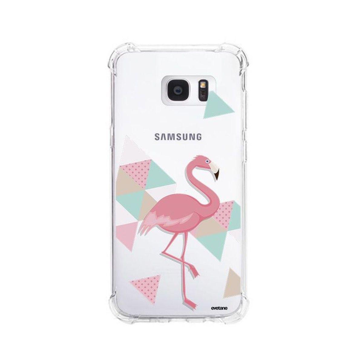 Coque Samsung Galaxy S7 Edge anti-choc souple avec angles ...