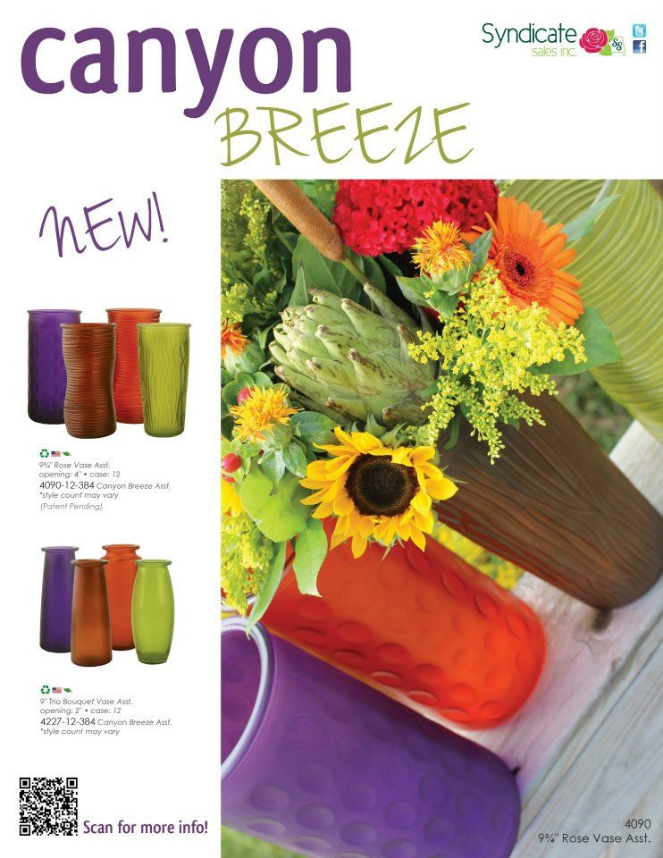 Syndicate Available At Greenleaf Wholesale Florist Containers