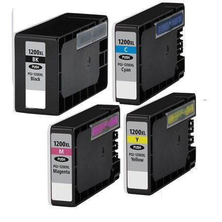 Compatible Multipack for Canon PGI-1200 XL - 4 pack