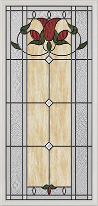 Odl Bellflower Door Glass 24 Quot X 50 Quot Frame Kit Available